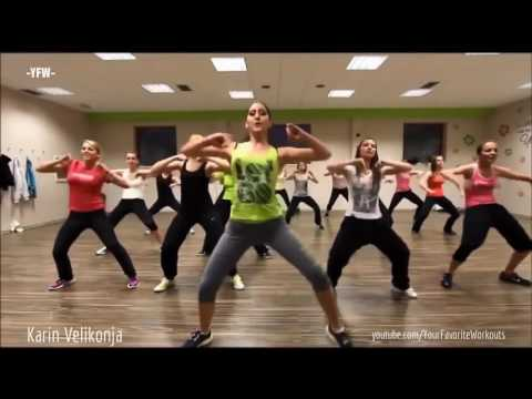 Zumba Dance Aerobic Workout   30 Minutes Dance Classes For Weight Loss