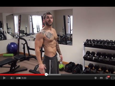 Zeus Fat Burning Workout from Home – No Equipment, Only 15 Minutes Needed