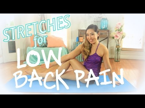 Best Stretches to Relieve Low Back Pain