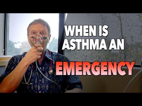 When is Asthma an EMERGENCY? | Dr  Paul