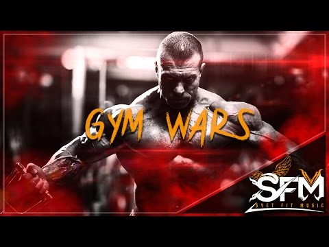 Aggressive Hip Hop Workout Video 2017 – Gym Wars – Svet Fit Music