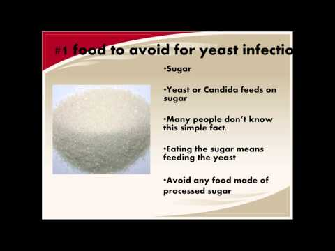 3 Foods to Avoid for Yeast Infection Cure