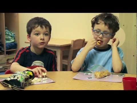 """Food Allergies and Autism"" Real Look Autism Episode 3"