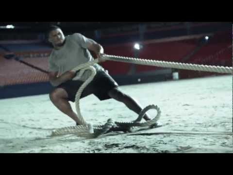 Reggie Bush Workout Video By Equinox