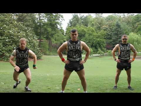 Ranger Up Workout Video