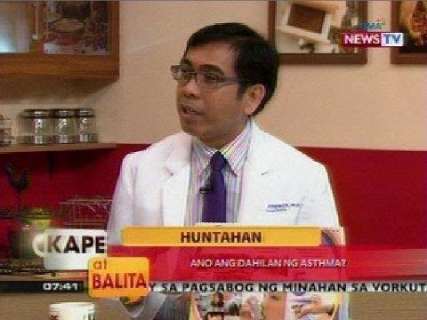 KB: Anong solusyon sa asthma?