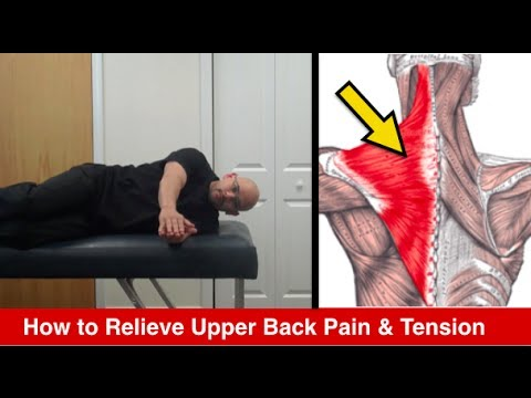 Atlanta Chiropractor – How to Relieve Upper Back Pain – Personal Injury Doctor Atlanta