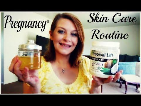 Pregnancy Skin Care Routine
