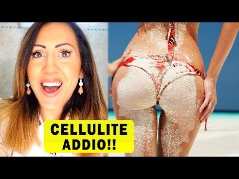MIRACOLOSO!!!! ELIMINARE LA CELLULITE IN 3 MINUTI !!!! | Carlitadolce