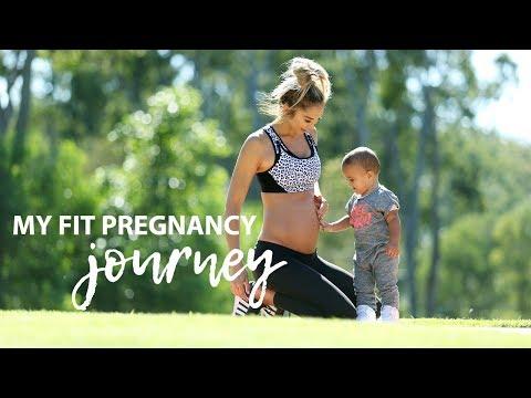 My Fit Pregnancy Journey – VLOG #1
