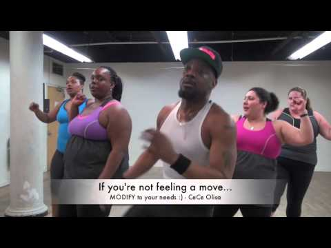 #PSPfit Plus Size Workout Video