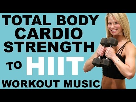 Hiit Workout with Weights, Total Body Hiit Workout Video, Hiit Workouts at Home