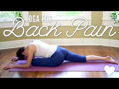 Yoga For Back Pain – Yoga Basics