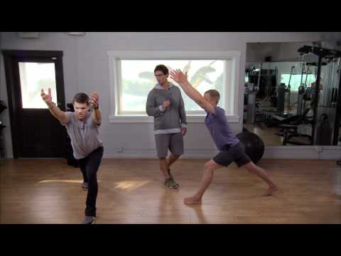 Powerful Posture and Pain Relief: 12 minutes of Foundation Training