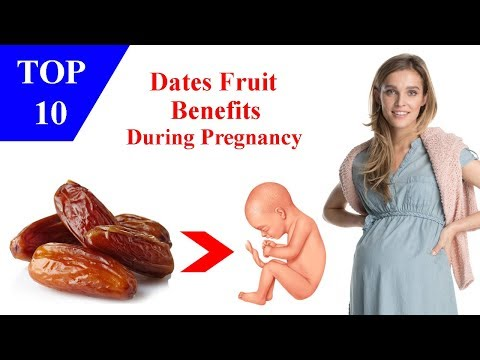 Date Fruit as Pregnancy Food – Top 10 Health Benefits of Dates Fruit in the Pregnant Time