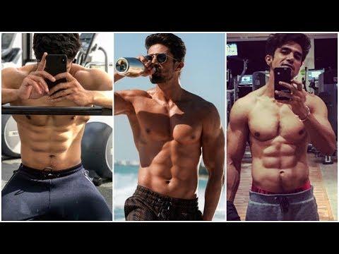 Saqib Saleem Workout – Fitness Freak Saqib Saleem Gym Workout Video Compilation