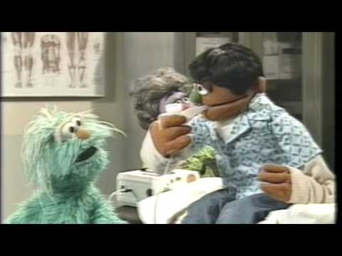 Sesame Street Asthma English