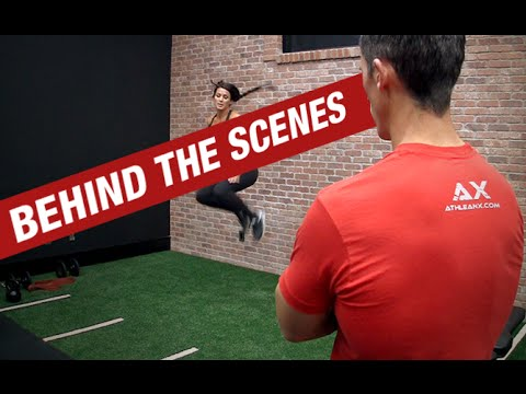 ATHLEAN-X Workout Video Shoot (BEHIND THE SCENES!)