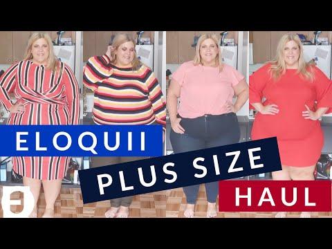 Eloquii Plus Size Haul: When Allergies Attack