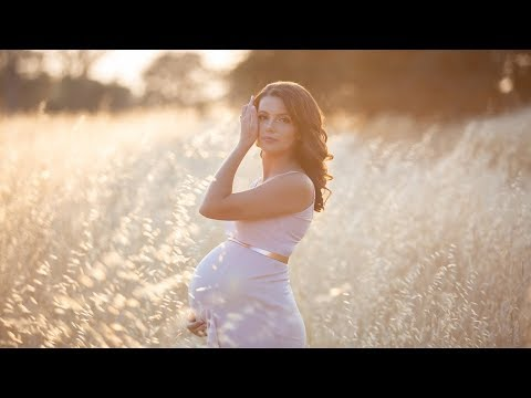 MATERNITY PHOTOSHOOT Behind the Scenes with Stunning Pregnancy Model