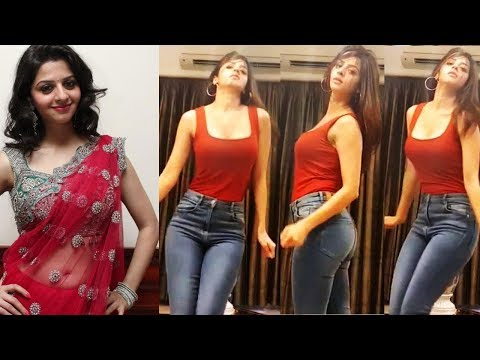 ACTRESS VEDHIKA WORKOUT VIDEO |  Vedhika Dance Video | Tamil Actress WORKOUT VIDEOS