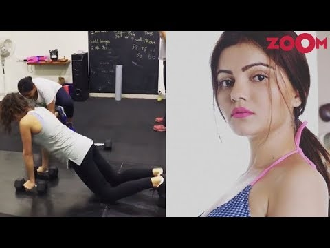 Drashti Dhami shares her workout video | Rubina Dilaik gets injured on sets of Shakti