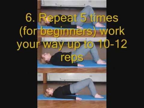 Back Strengthening Exercises For Instant Back Pain Relief