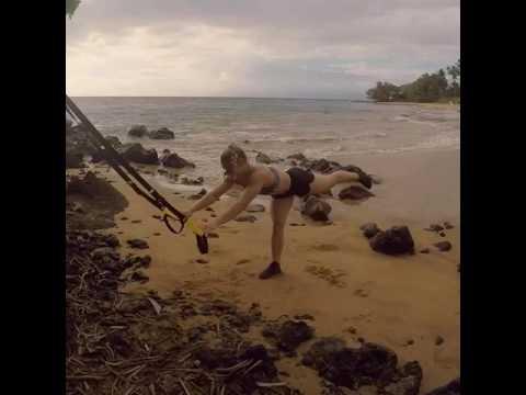 KaisaFit Maui Workout Video