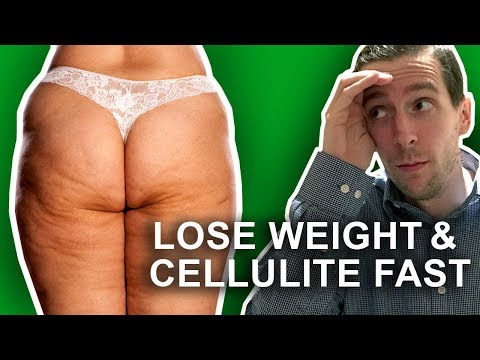 How To Shred Weight And Cellulite In Just 30 Days