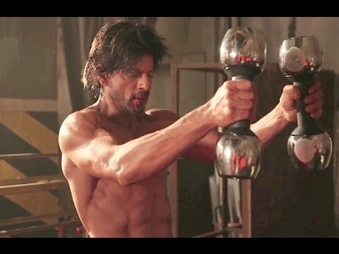 Happy New Year | Shahrukh Khan Abs Workout Video