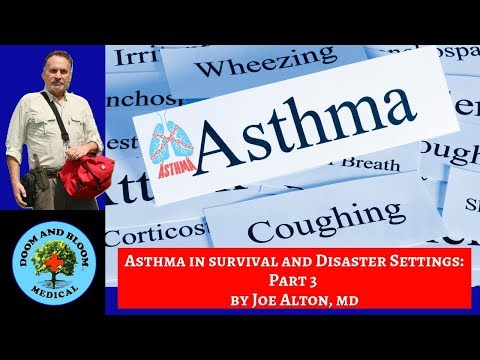 Asthma in Survival Settings: Part 3 Natural Remedies