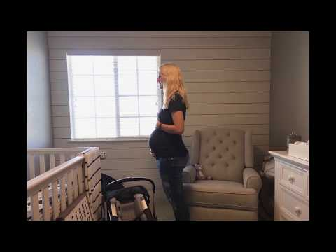 Pregnancy Progression Video | Pregnant to Baby