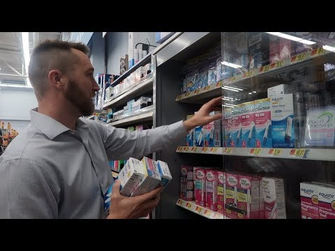 HUSBAND BUYS PREGNANCY TEST FOR WIFE