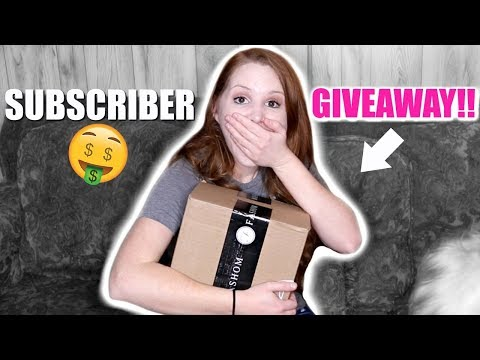 4K SUBSCRIBER GIVEAWAY! AM I PREGNANT AGAIN!!? FASHOM UNBOXING & TRY ON! TTC BABY #2!