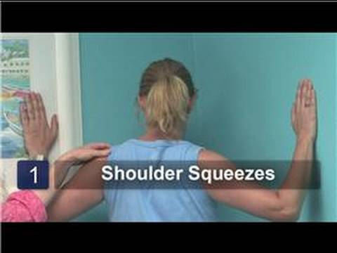 Physical Therapy Treatments : Stretching to Relieve Neck & Shoulder Pain