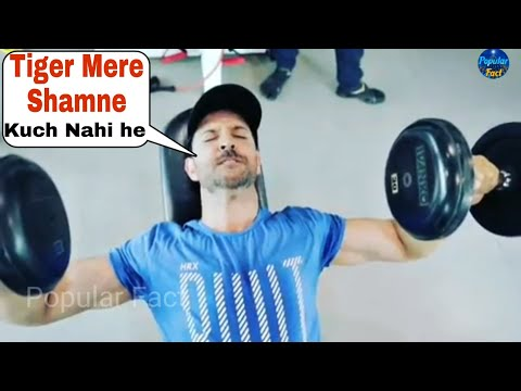 Hrithik Roshan Body Transformation Journey Start Powerful Workout Video in 2019