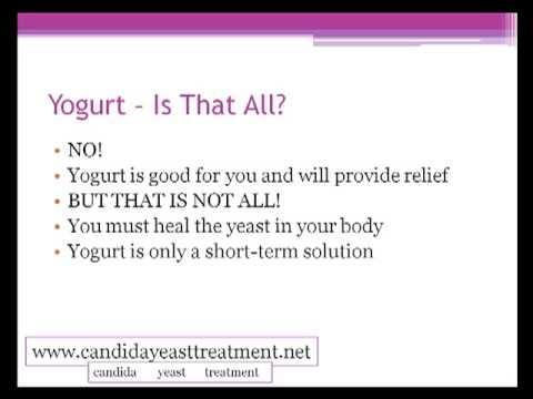 Yogurt Yeast Infection