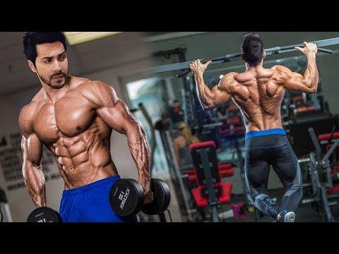 Varun Dhawan Kalank Gym Workout Video Leaked