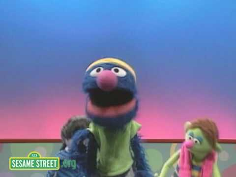 Sesame Street: Grover's Workout Video