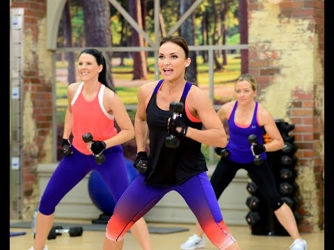 "Order Cathe's ""LITE"" Workout Videos Designed for Intermediate Exercisers"