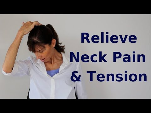Relieve Neck Pain & Tension at Your Desk – Daily Physio Routine