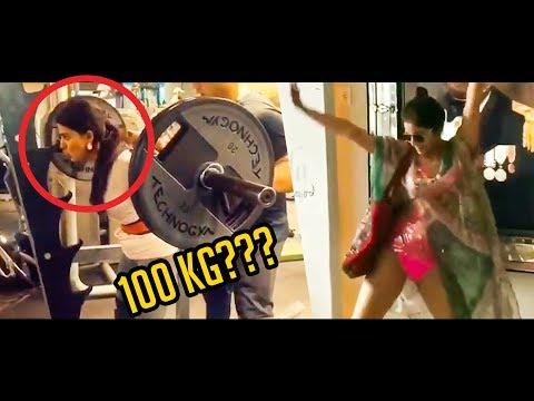 VIDEO: Samantha's 100KG Gym Workout & Shriya's Crazy Dance! | Kajal Agarwal