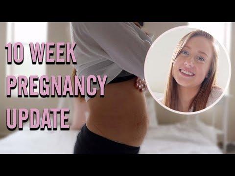 10 Week Pregnancy Update | Katie Gonzales