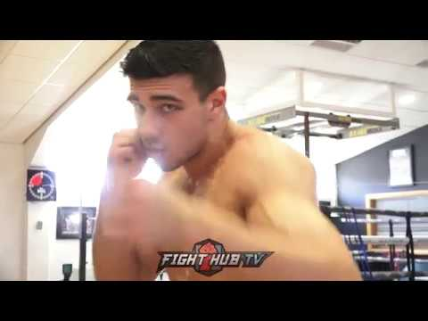 "TOMMY FURY WORKOUT VIDEO ""I AM MY OWN MAN."""