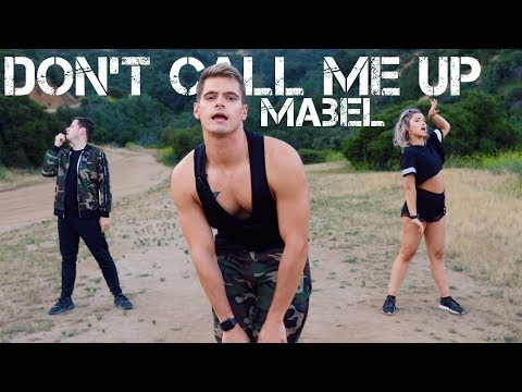 Don't Call Me Up – Mabel | Caleb Marshall | Dance Workout