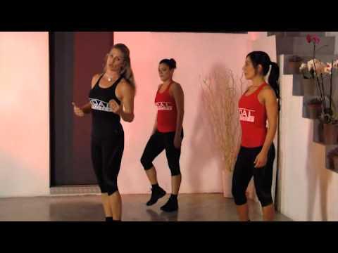 Jill Cooper – Esercizi per i Gambe Glutei anti-cellulite e tonificanti