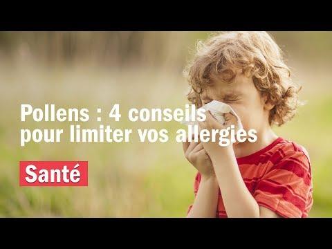 Pollens : 4 conseils pour limiter vos allergies
