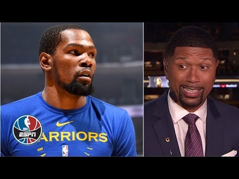Kevin Durant's latest workout 'didn't go well on any level' – Jalen Rose | NBA Countdown