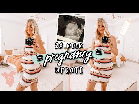 Second Trimester Pregnancy Update + 3D Ultrasound!!   Aspyn Ovard