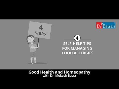 Food Allergies | Self-Help Tips